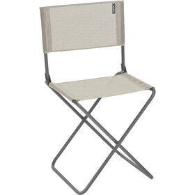 Lafuma Mobilier CNO Director´s Chair without Arm Rest with Cannage Phifertex, seigle